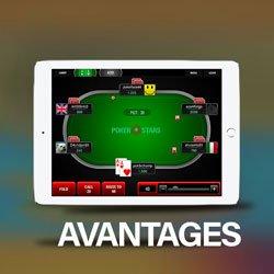 avantages de répertorier votre site de poker en ligne